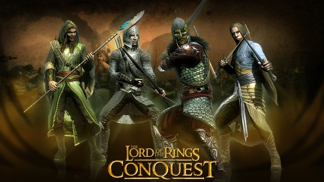 The lord of the rings: conquest (freeboot) xbox360 » скачать игры.