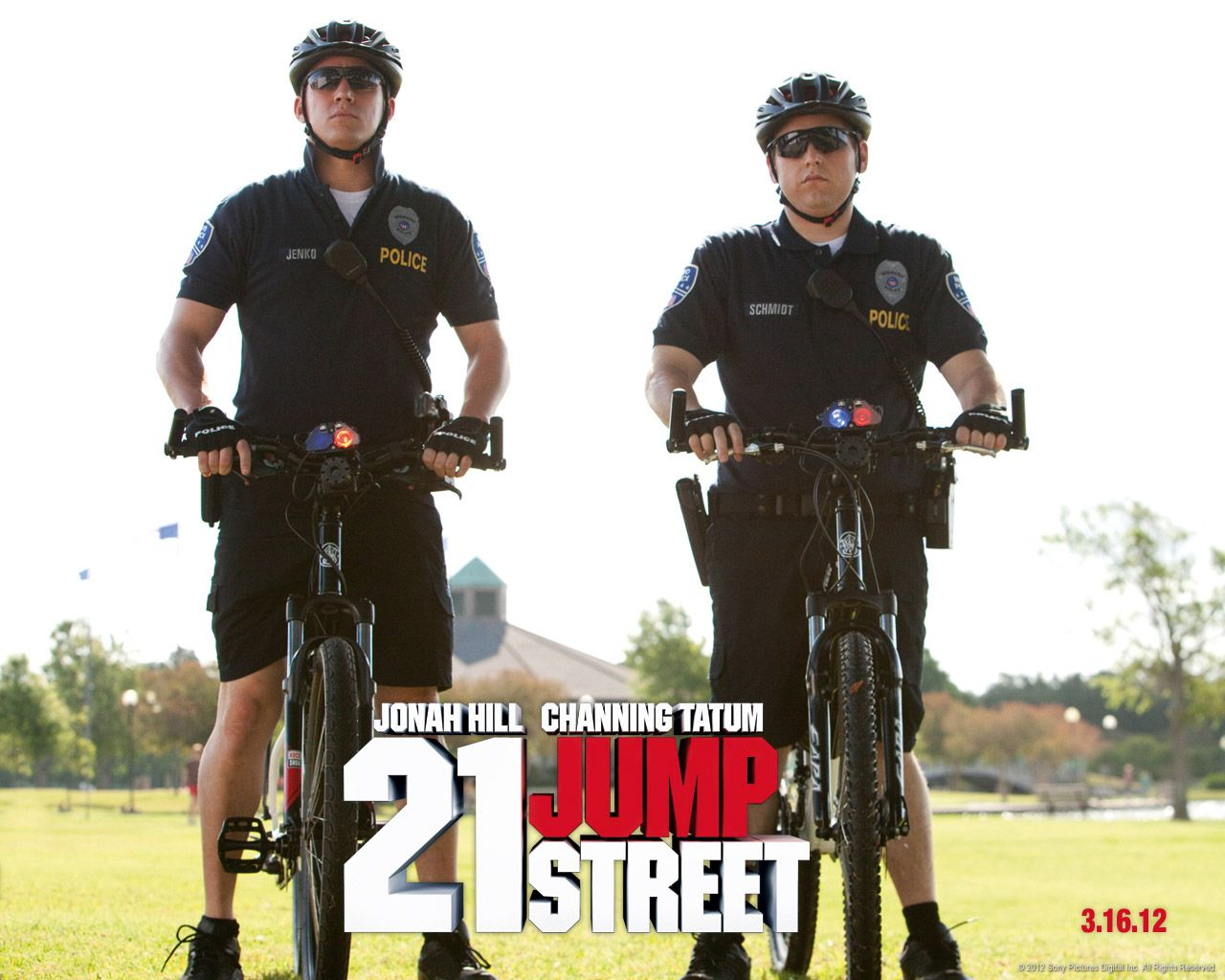 21 Jump Street. Now, I don't know anything about the Johnny Depp ...