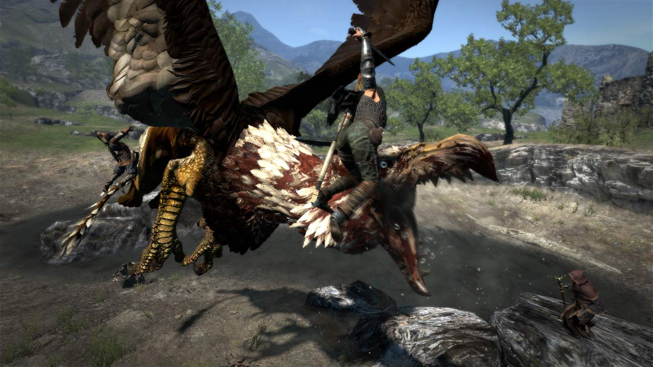 Demo Review Dragon S Dogma Ps3 I Am Your Target