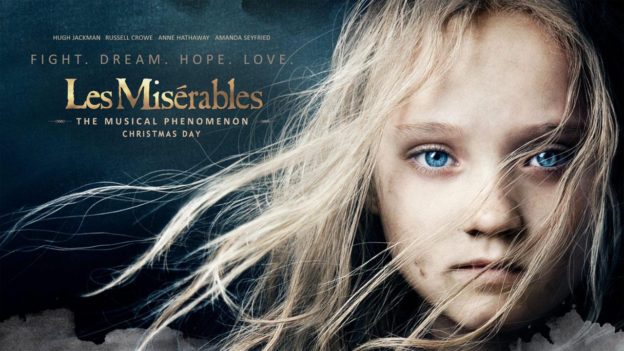 Review Les Miserables I Am Your Target Demographic