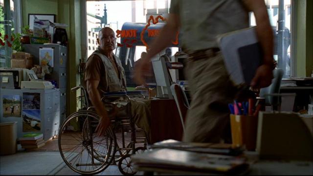 lost locke in chair