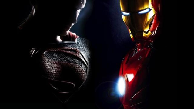iron man of steel