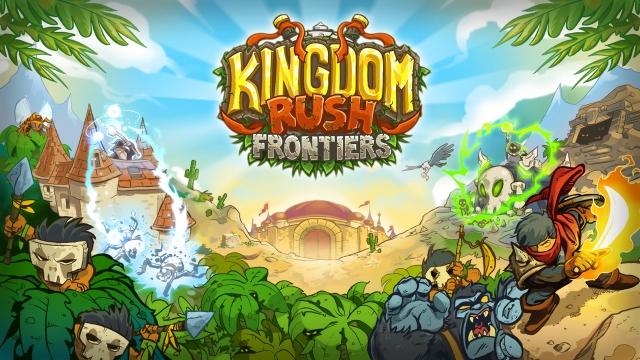 Kingdom rush frontiers banner
