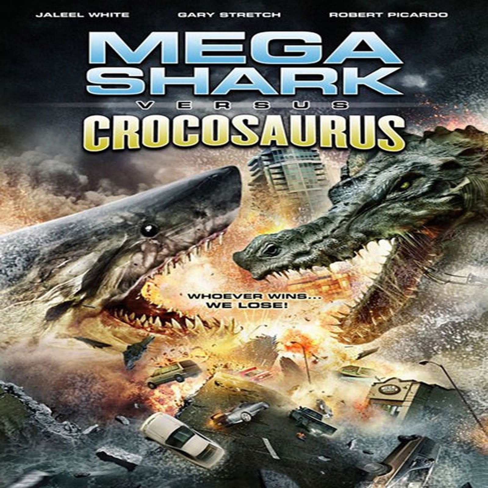 Review: Mega Shark vs Crocosaurus | I Am Your Target Demographic