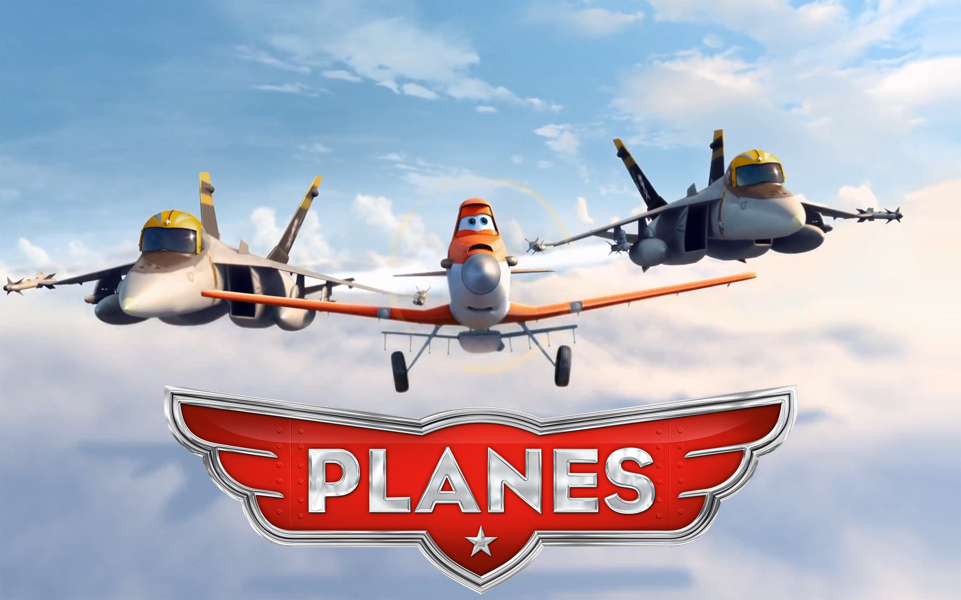 Review Planes I Am Your Target Demographic