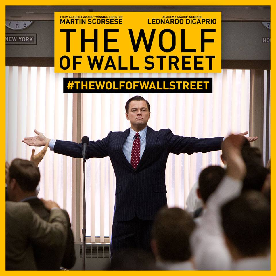Are not Wolf wall street movie recommend you