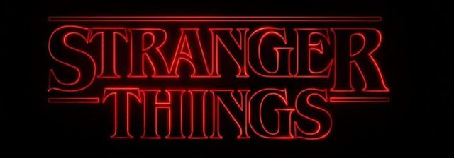stranger things header