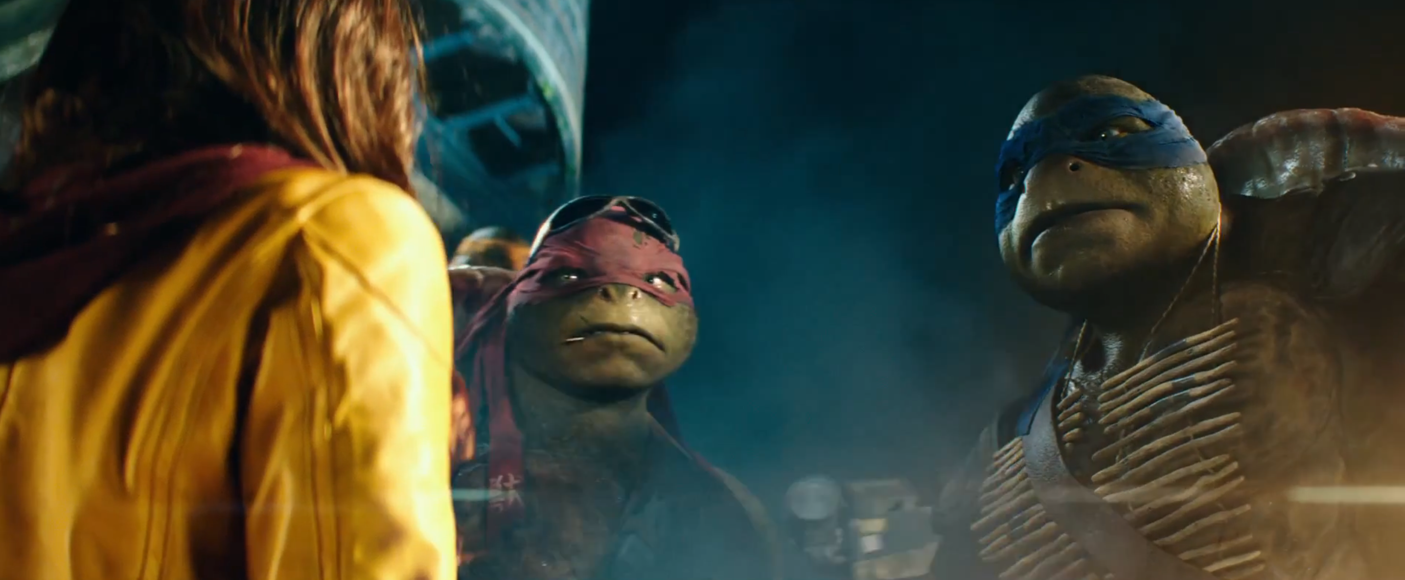 Review Teenage Mutant Ninja Turtles 2014 I Am Your Target