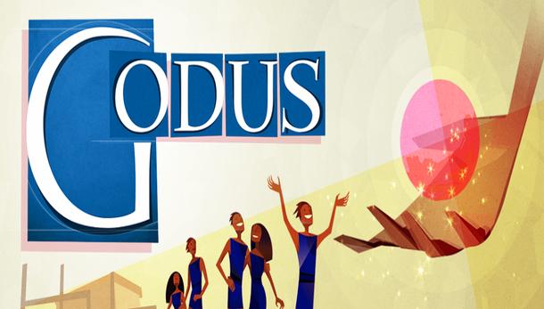 godus logo