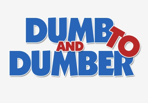dumb dumber to header