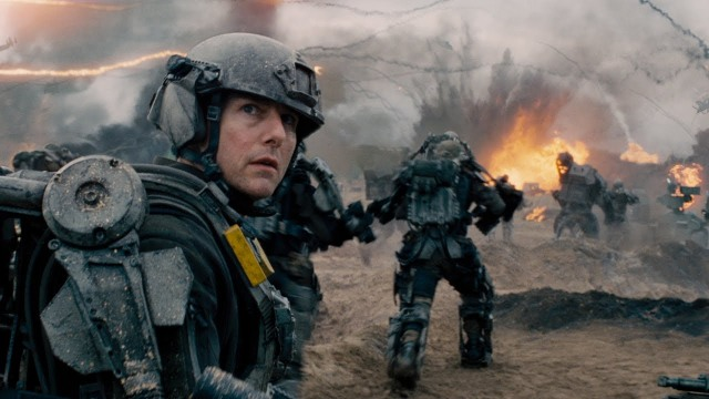 edge of tomorrow action