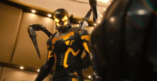 antman yellowjacket