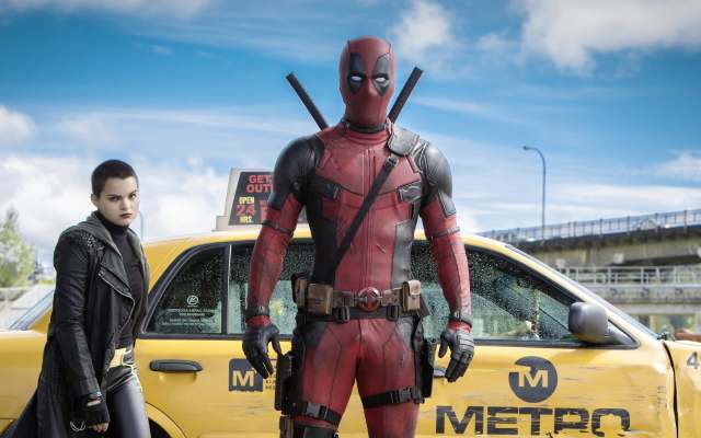 deadpool movie 2