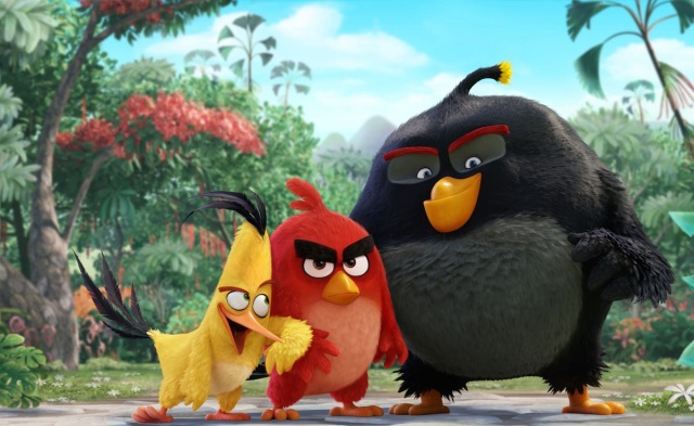 angrybirds 1