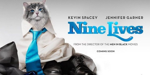 nine lives header