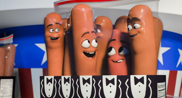 sausage party 2