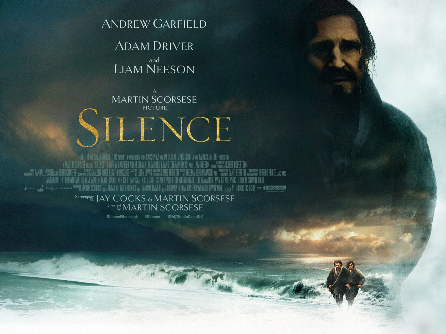 Review: Silence (2016)   I Am Your Target Demographic