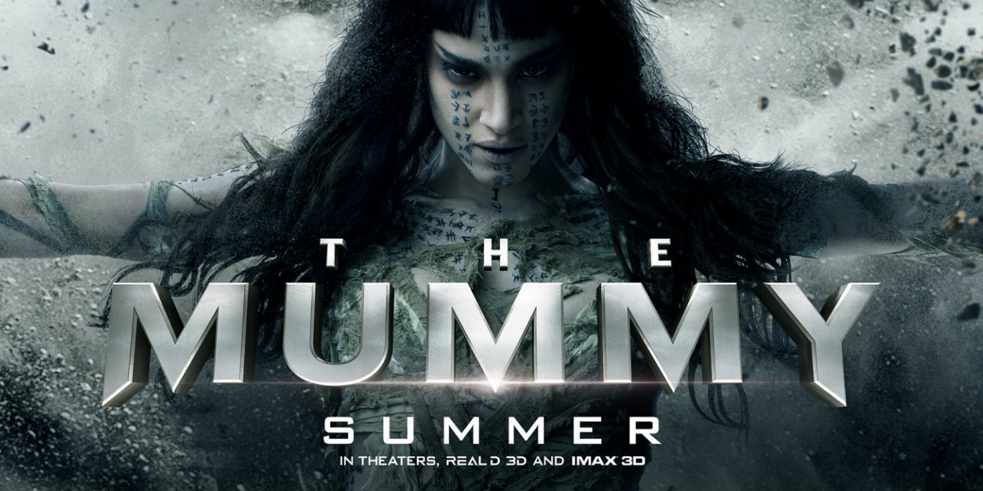 Review The Mummy 2017 I Am Your Target Demographic