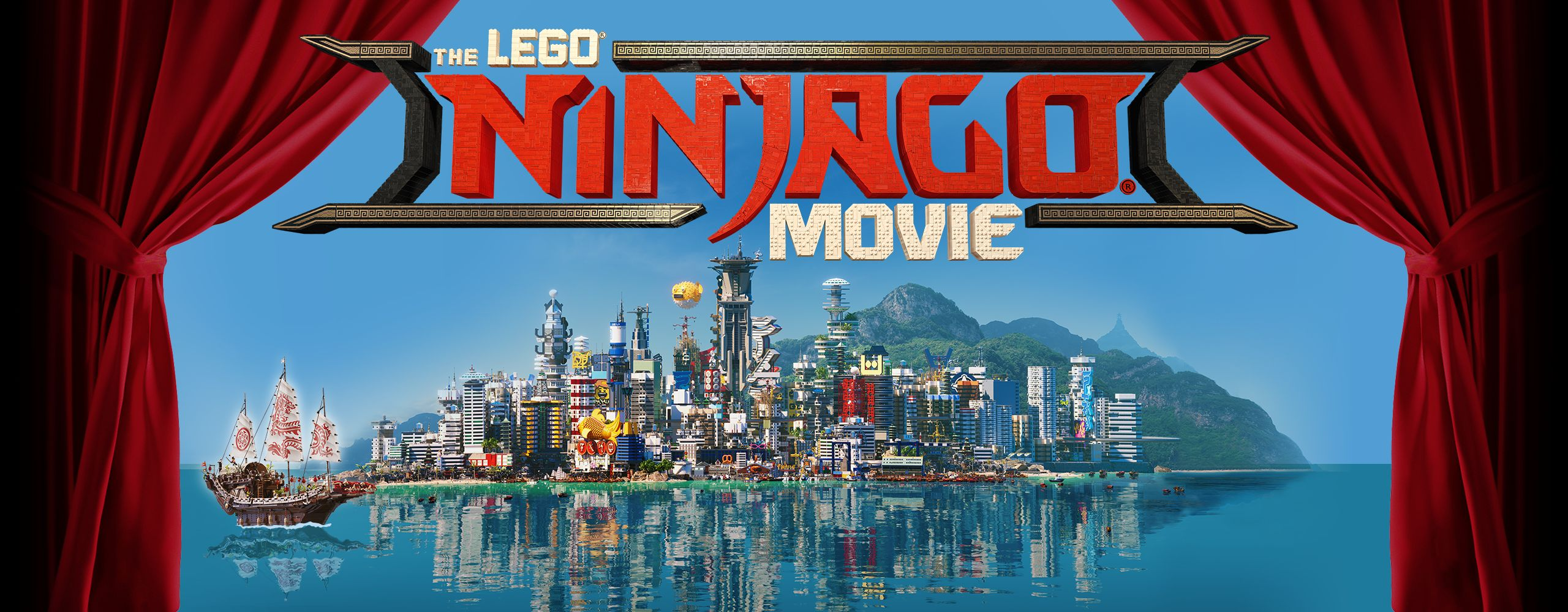 lego movie city background - photo #25