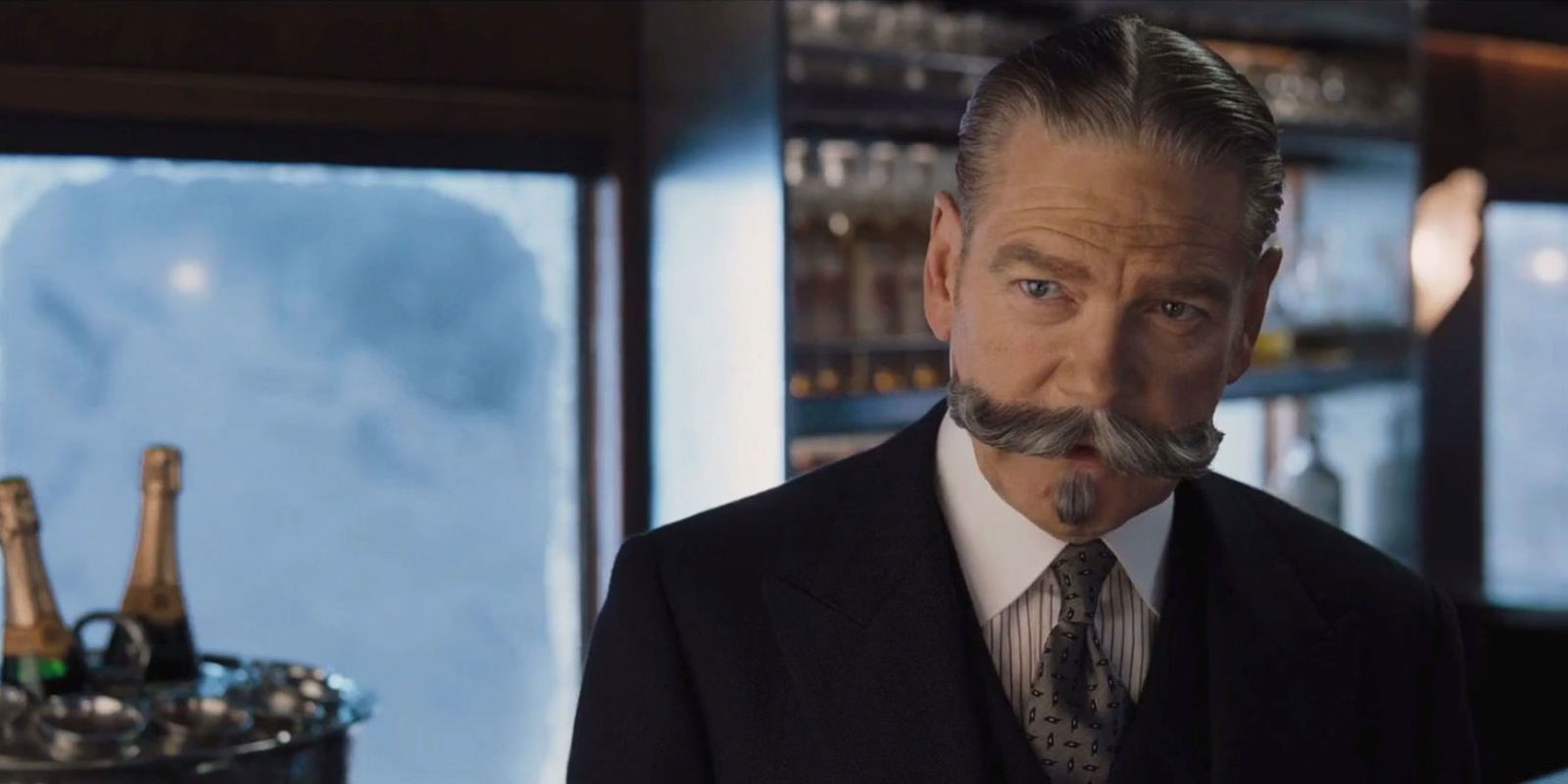Review Murder On The Orient Express 2017 I Am Your Target