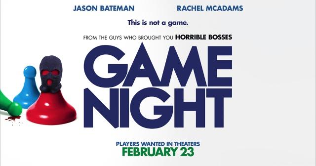 game night header