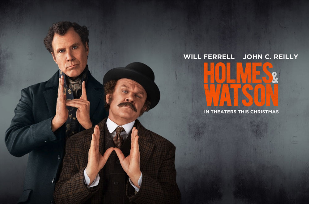 Image result for holmes and watson 2018
