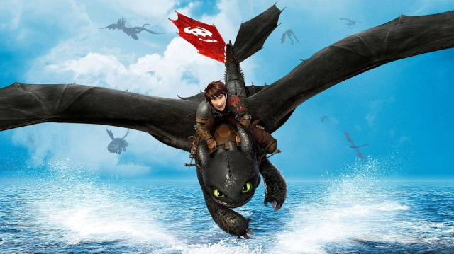train dragon 2