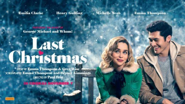 last christmas header